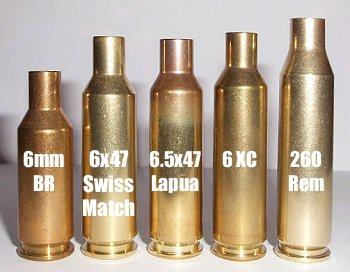 6 mm Cartridges